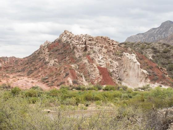 Bizarre Felsen gibt es nicht nur in Bolivien ...